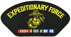 US Marine Corps Expeditionary Force Patches